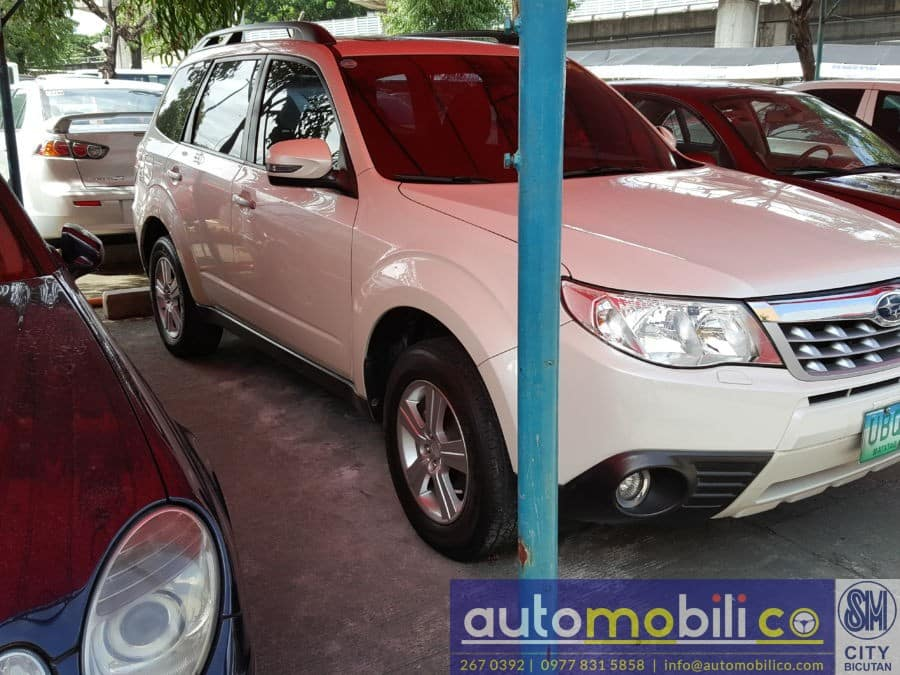 2013 Subaru Forester - Left View