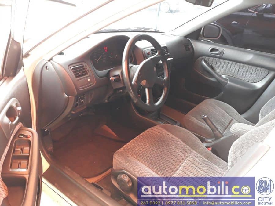 2000 Honda Civic - Interior Front View