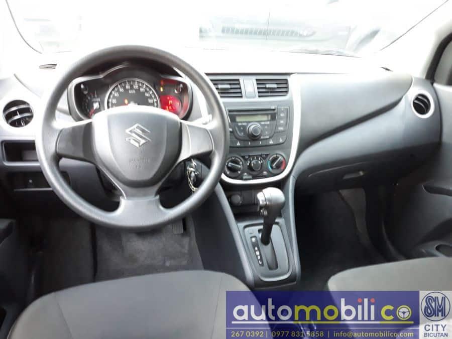 2016 Suzuki Celerio - Interior Rear View