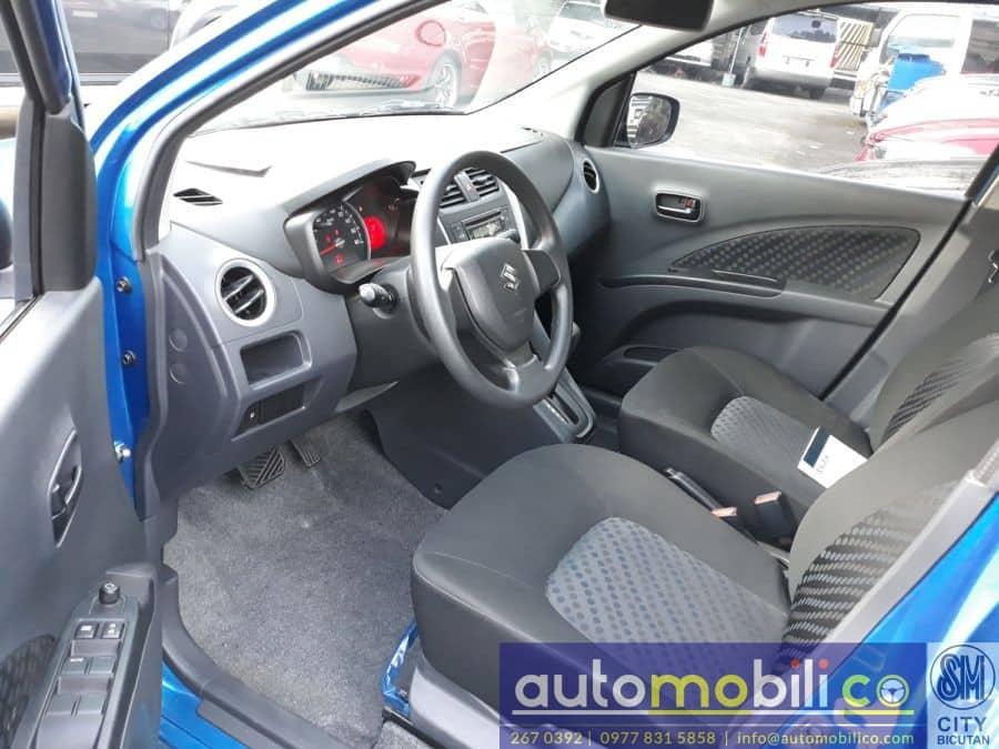 2016 Suzuki Celerio - Interior Front View