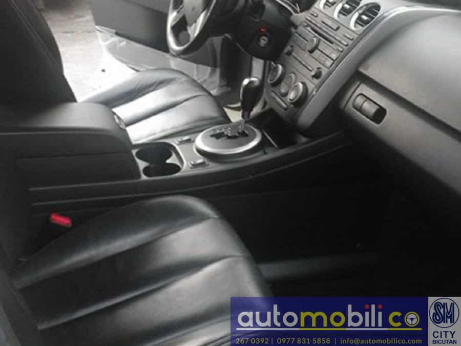 2010 Mazda CX-7 - Interior Front View