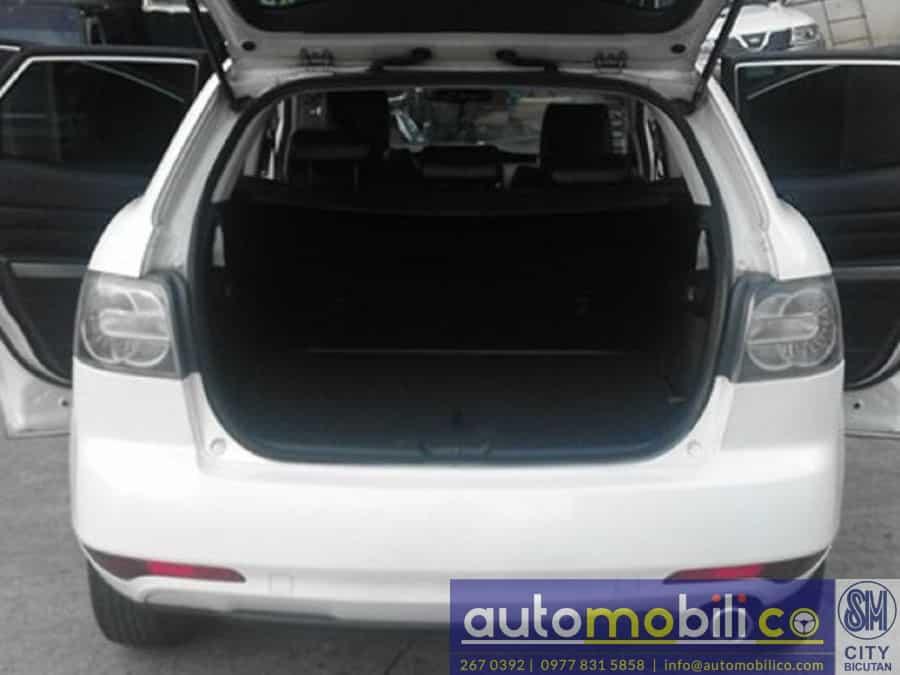 2010 Mazda CX-7 - Rear View
