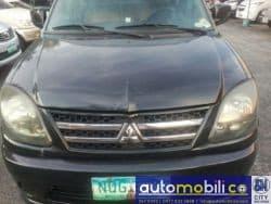 2010 Mitsubishi Adventure - Front View