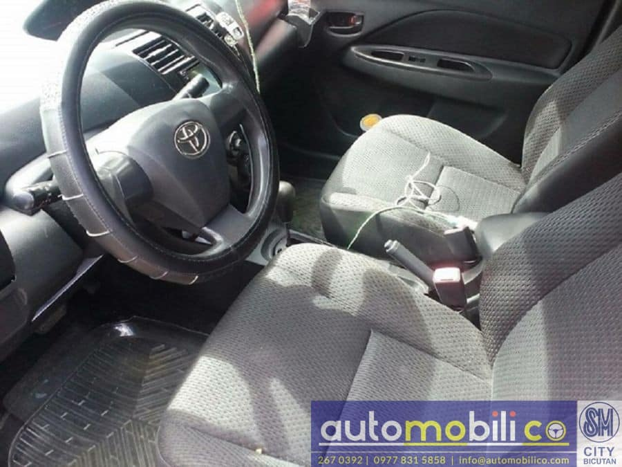 2011 Toyota Vios - Interior Front View