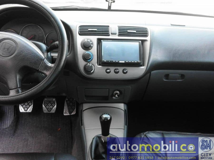 2005 Honda Civic - Interior Front View