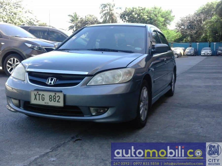 2005 Honda Civic - Left View