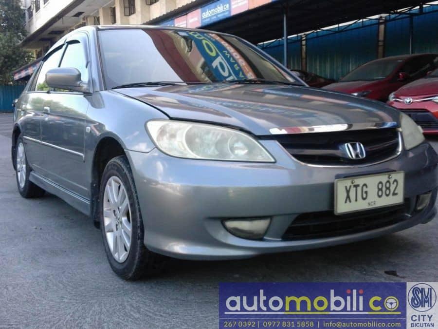 2005 Honda Civic - Front View