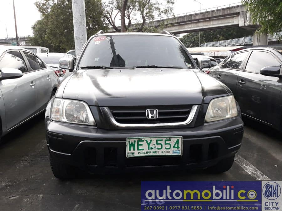 1999 Honda CR-V - Front View