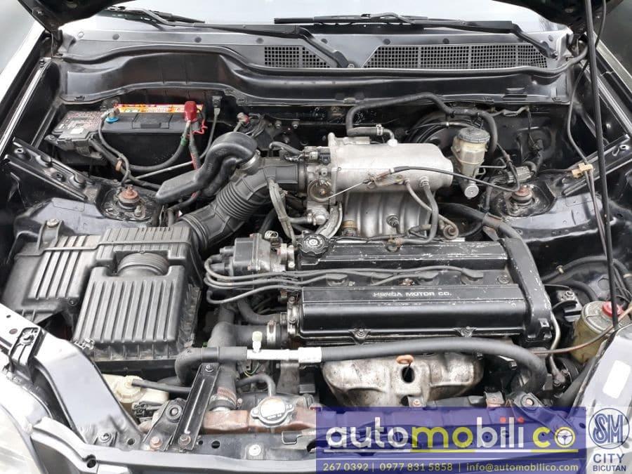 1999 Honda CR-V - Interior Rear View