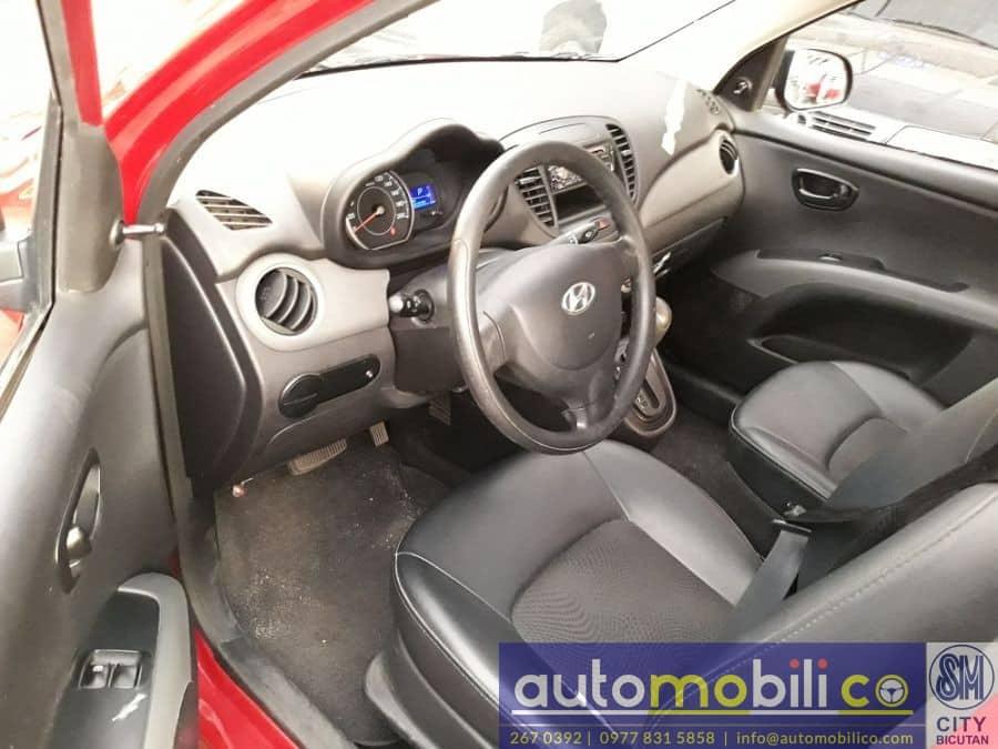 2014 Hyundai i10 - Interior Front View