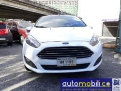 2016 Ford Fiesta - Front View
