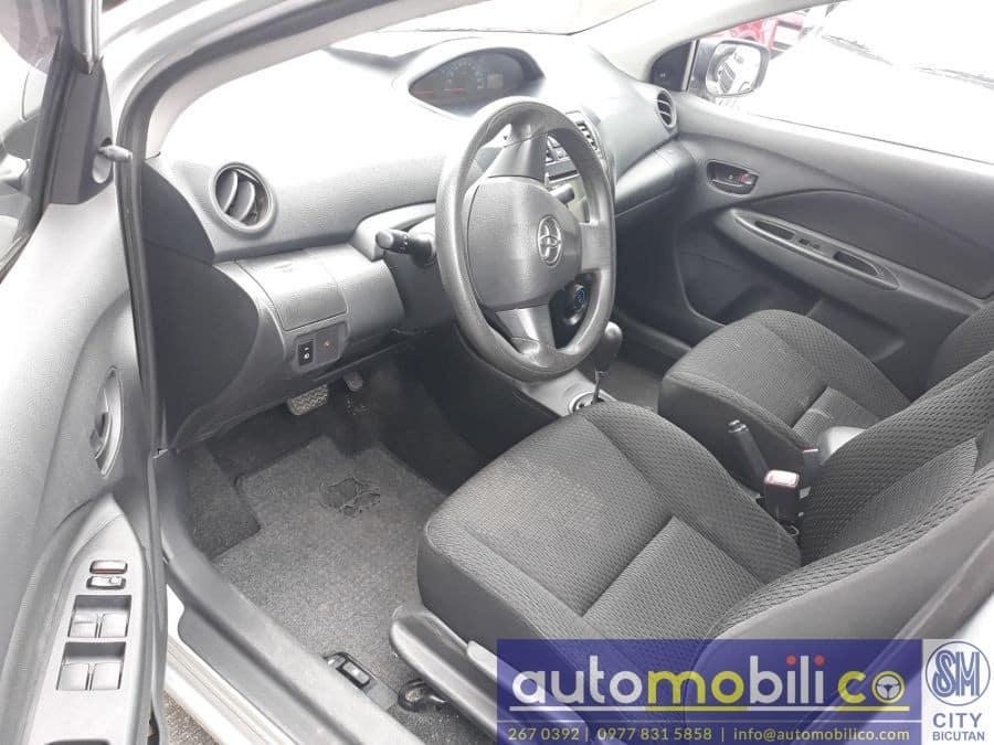 2013 Toyota Vios - Interior Front View