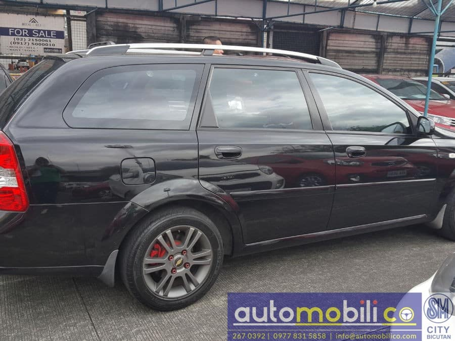 2006 Chevrolet Optra - Right View