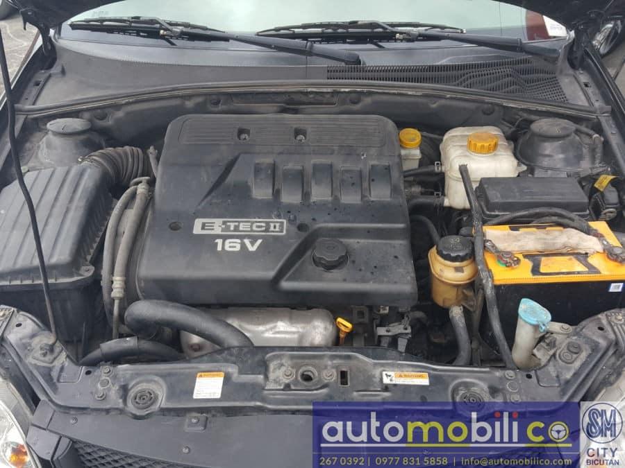 2006 Chevrolet Optra - Interior Rear View