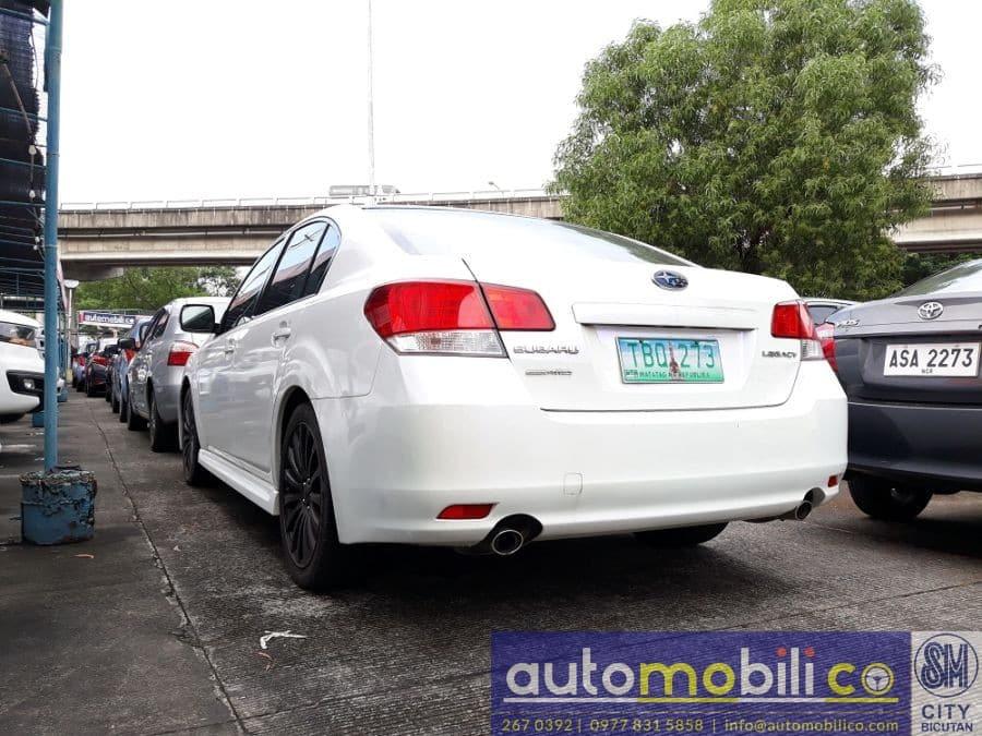 2011 Subaru Legacy - Rear View