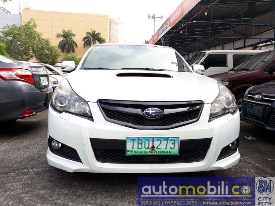 2011 Subaru Legacy - Front View