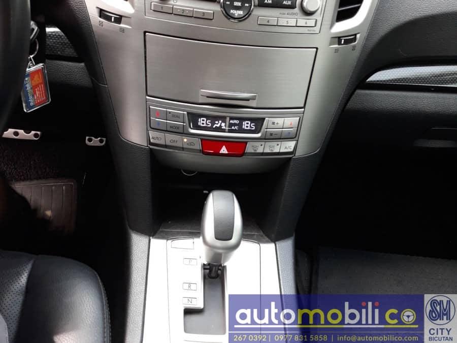 2011 Subaru Legacy - Interior Rear View