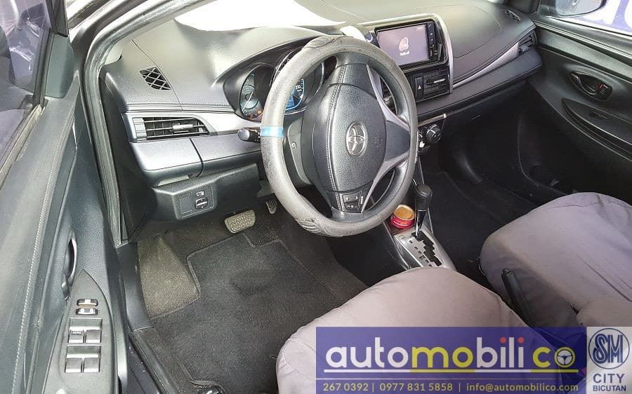 2013 Toyota Vios - Interior Front View