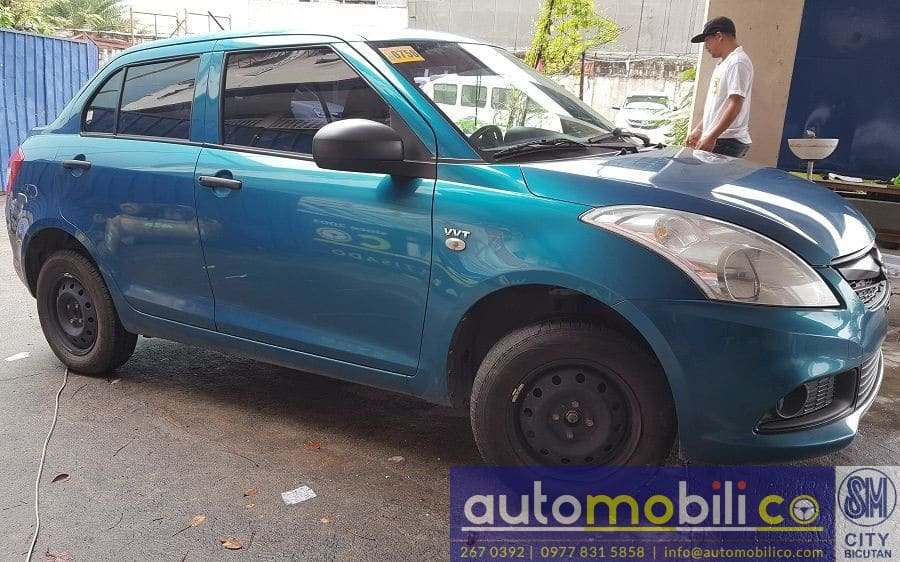 2016 Suzuki Swift Dzire - Front View