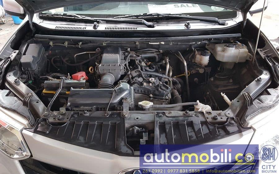 2016 Toyota Avanza - Interior Rear View