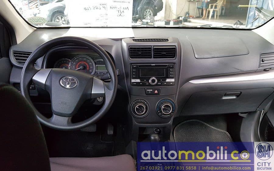 2016 Toyota Avanza - Interior Front View