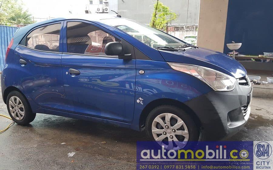 2014 Hyundai Eon - Left View
