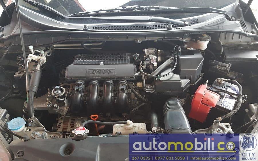 2017 Honda City - Interior Rear View