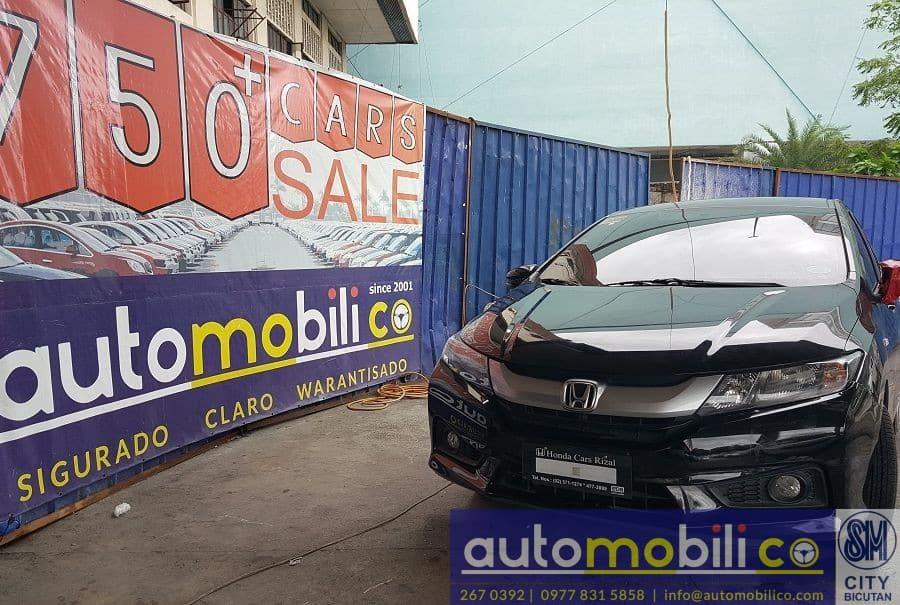 2017 Honda City - Front View