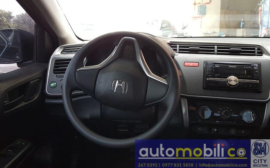 2017 Honda City - Interior Front View