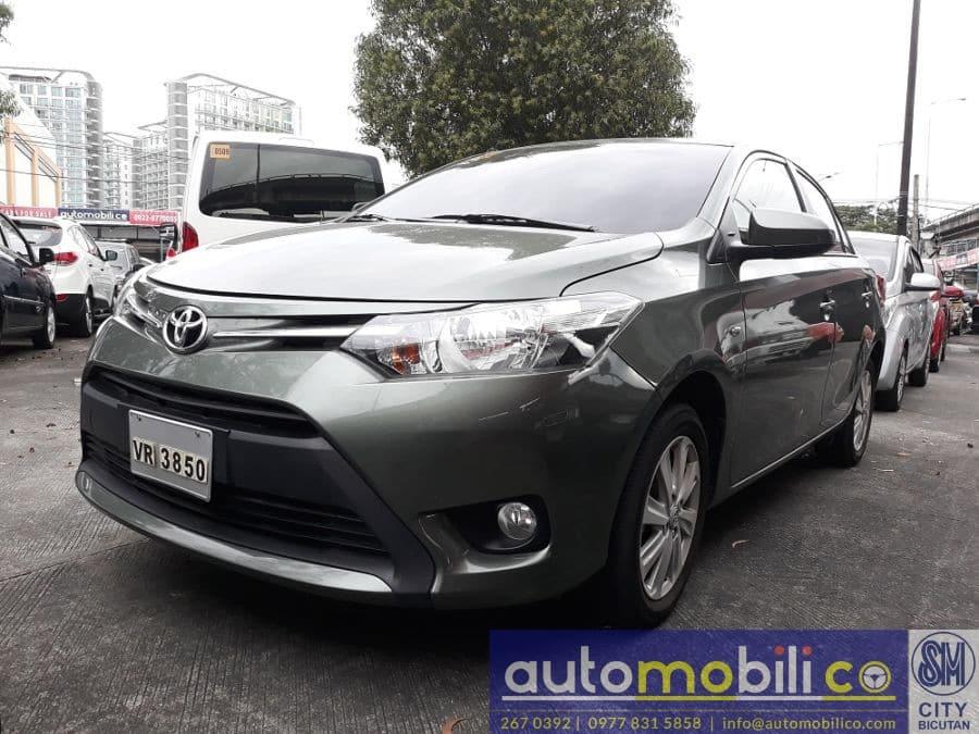 2017 Toyota Vios - Left View