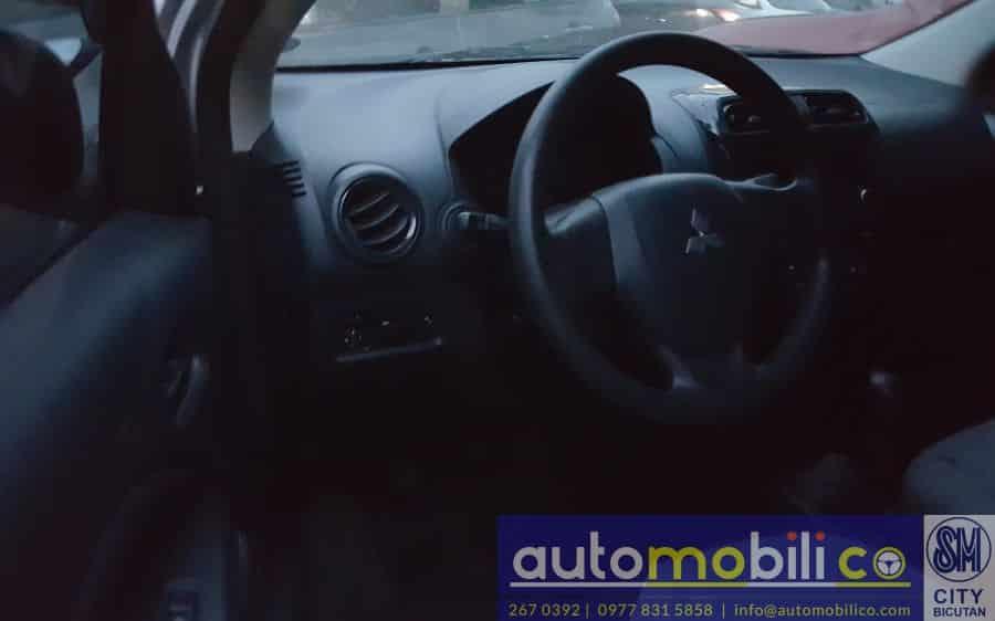 2014 Mitsubishi Mirage - Right View