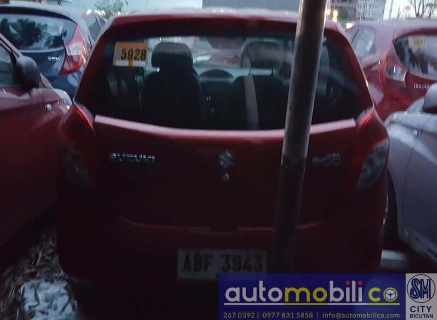 2015 Suzuki Alto - Right View