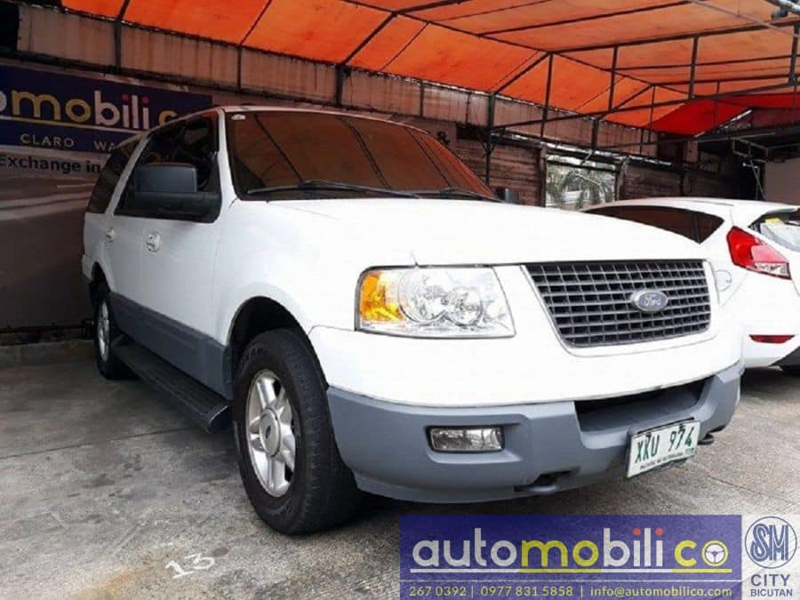 2003 Ford Expedition - Right View