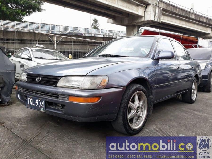 1994 Toyota Corolla - Left View