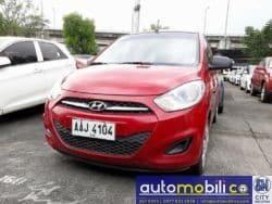 2014 Hyundai i10 - Front View