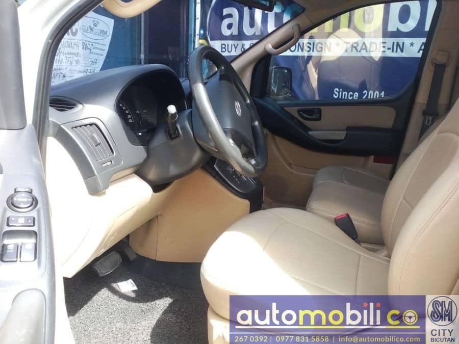 2008 Hyundai Grand Starex - Interior Rear View