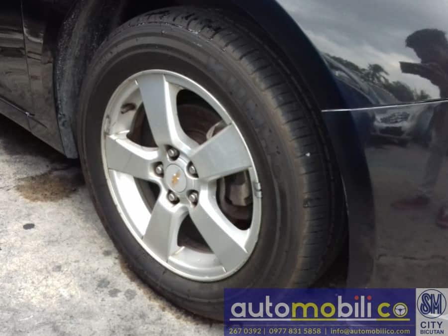 2012 Chevrolet Cruze - Interior Rear View