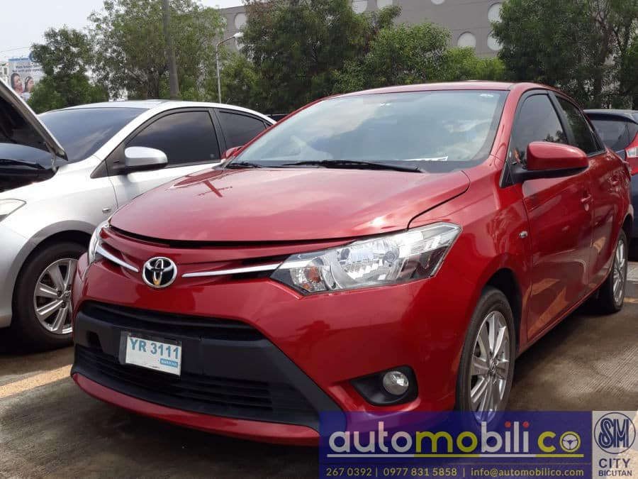 2015 Toyota Vios - Right View