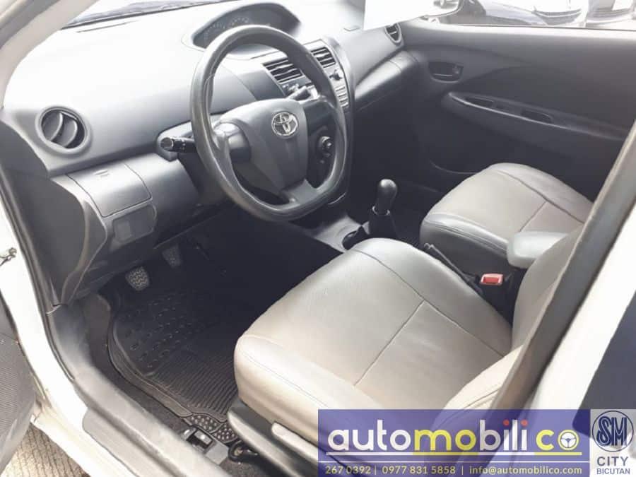 2012 Toyota Vios - Interior Front View