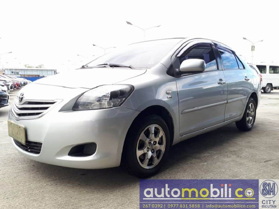 2012 Toyota Vios - Right View