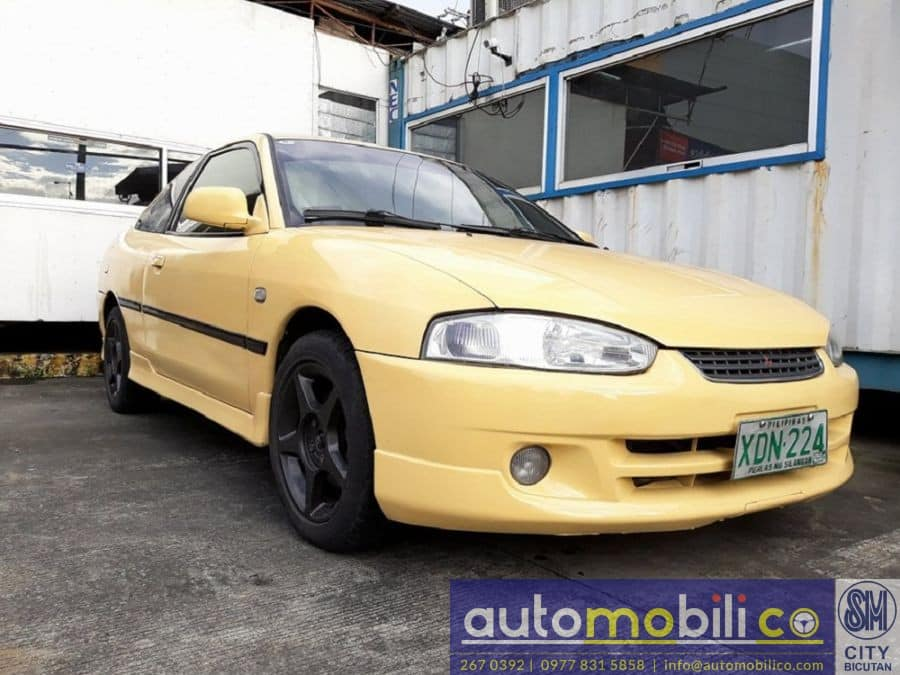 2002 Mitsubishi Lancer - Right View