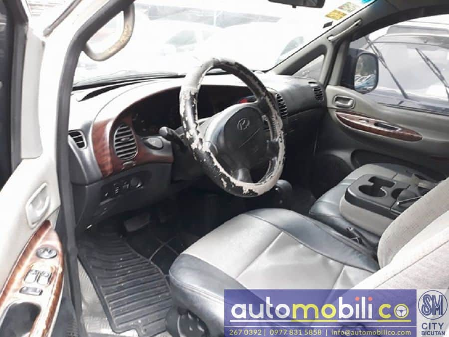 2004 Hyundai Starex - Interior Front View