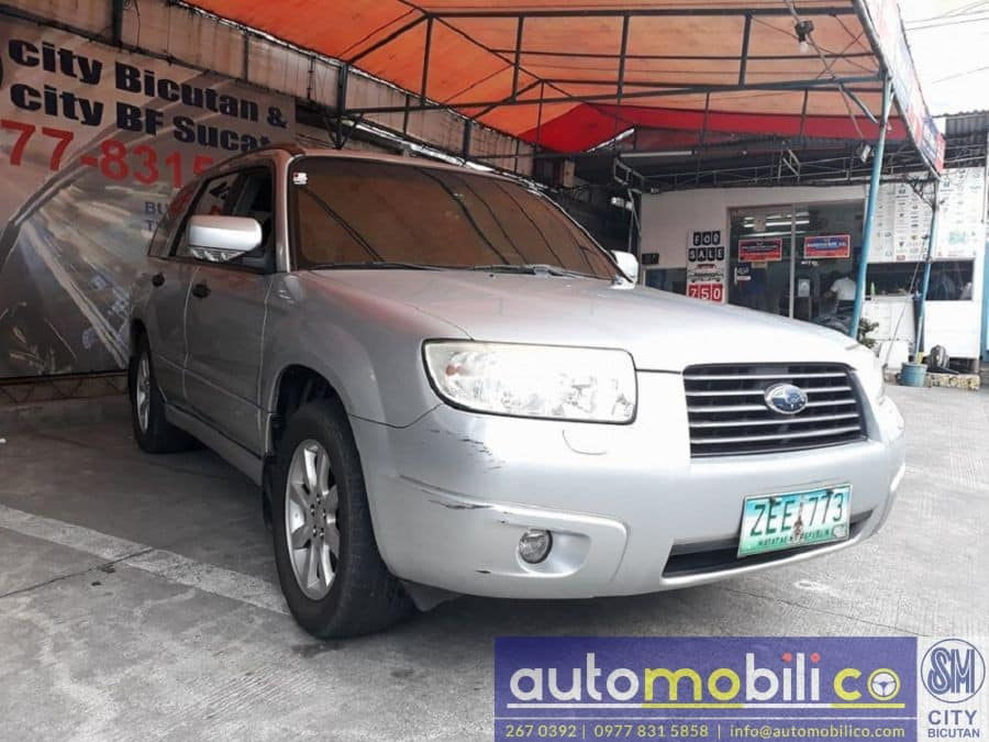 2006 Subaru Forester - Right View