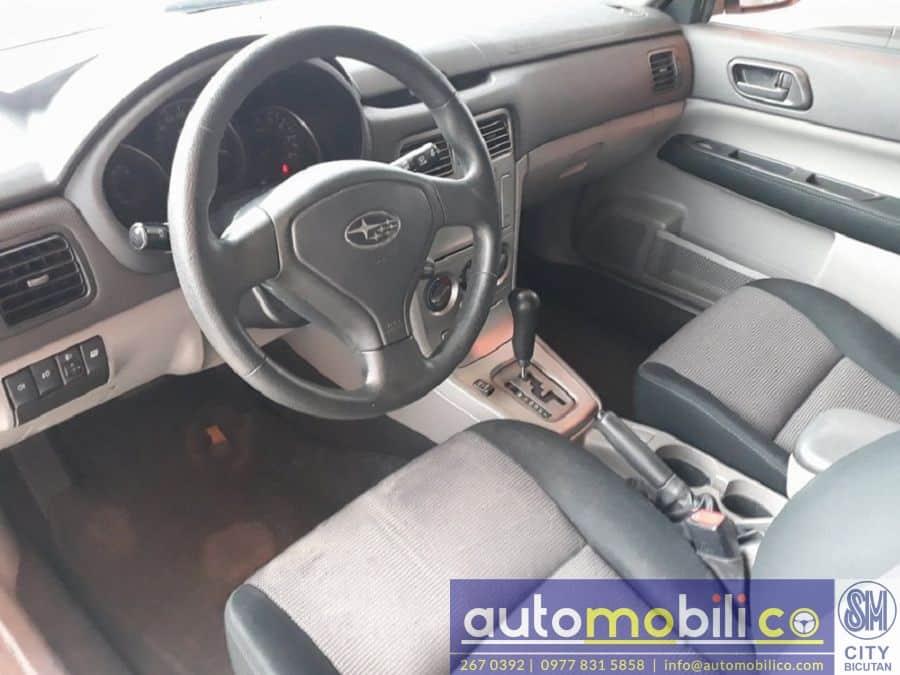 2006 Subaru Forester - Interior Rear View