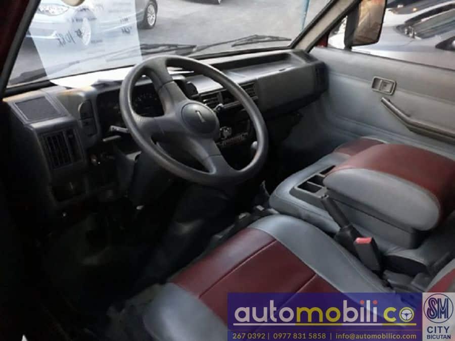 1998 Mazda E2000 - Interior Front View