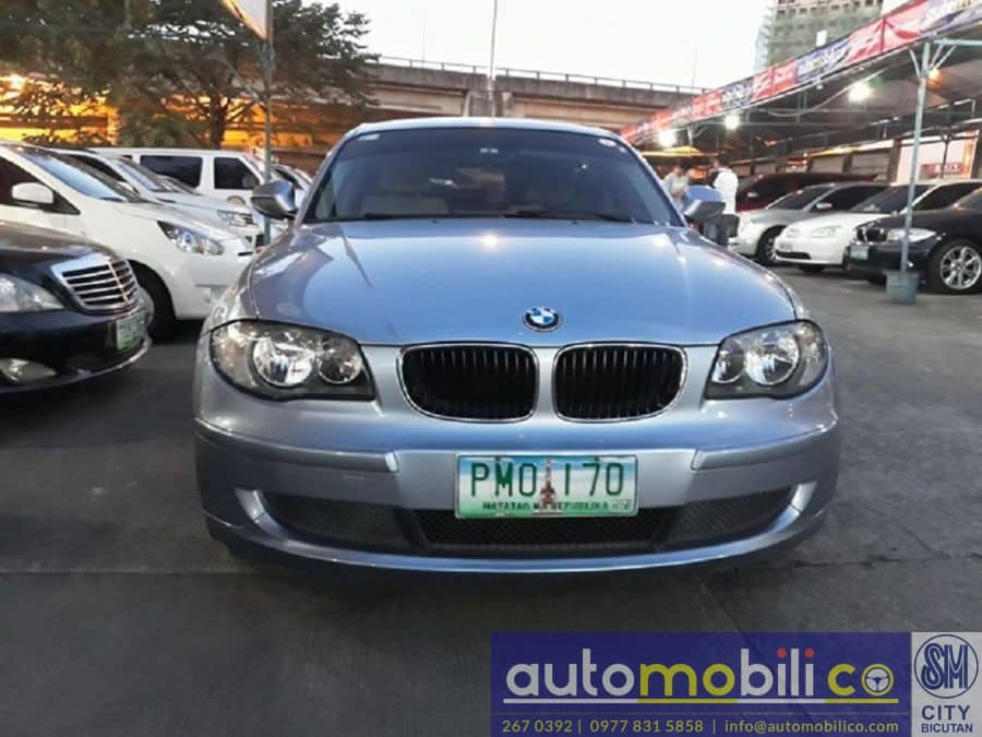 2010 BMW 116i - Front View