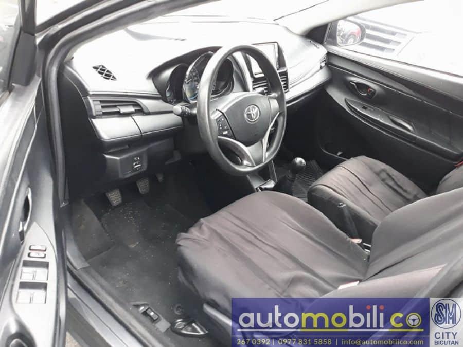 2015 Toyota Vios - Interior Front View