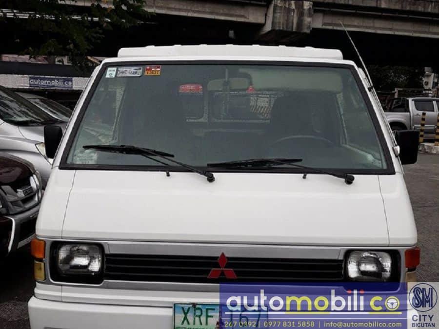 2005 Mitsubishi L300 - Front View