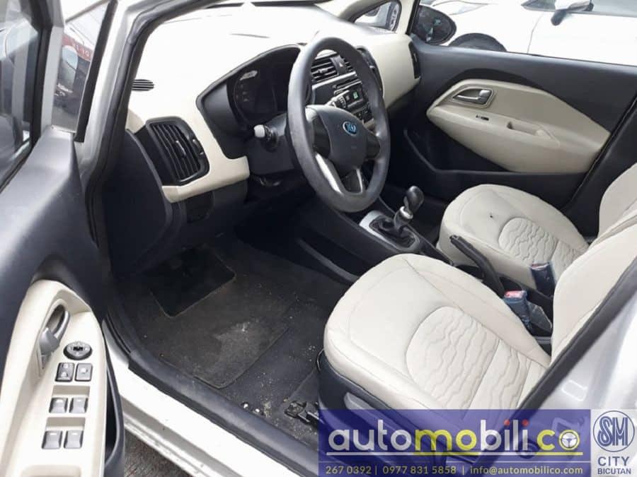 2014 Kia Rio - Interior Front View