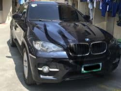 2011 BMW X6 - Front View